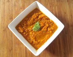 Asian carrot ginger sauce