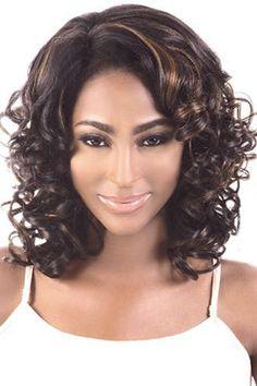 Motown Tress Lace Front Wig - LSDP Eli