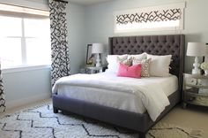 danielle oakey interiors: Master Bedroom