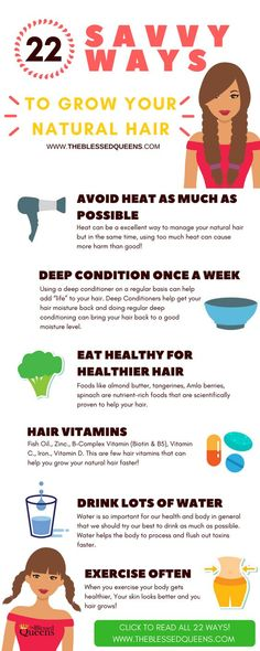 How to grow your natural hair...FASTER?..Today? This was the biggest question i asked myself concerning my hair and i finally have the answer! >>> You can find more details by visiting the image link. #LadiesHairstyles