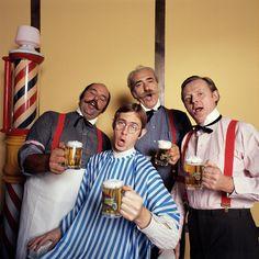 Barbershop Quartet (Group) Barber Shop Pole, Barber Shop Quartet, 1970s Childhood, Singing, Barbershop, Couple Photos, Fun, Sketches, Group