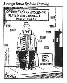 Accordion Comics and Humor