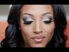 Love her tutorials <3 .. Winter Smokey Eyes (New Years Eve ready) (+playlist)