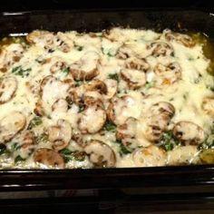 Cheryl's Fancy Pants Chicken @keyingredient #cheese #chicken