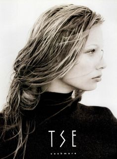 Flashback Friday: TSE Fall Winter Ad Campaign, 1994