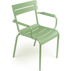 Luxembourg Stackable ARM chairs PAIR