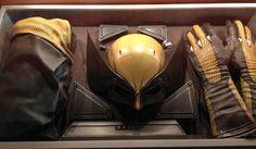 Wolverine yellow costume 2