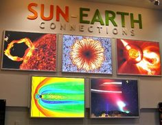 Science Museum: National Center for Atmospheric Research - NCAR's Sun-Earth Connection Exhibit