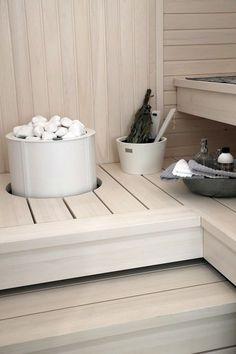 35 Spectacular Sauna Designs for Your Home Sauna Steam Room, Sauna Room, Scandinavian Saunas, Modern Saunas, Portable Sauna, Sauna Design, Finnish Sauna, Bathroom Spa, Home Spa