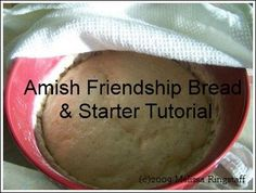Amish friendship bre