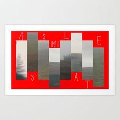 ASSIMILATE  Art Print by David Nuh Omar - $22.88