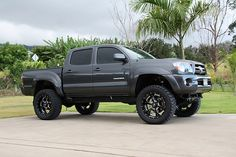 We Offer Fitment Guarantee on Our Rims For Toyota Tacoma. All Toyota Tacoma Rims For Sale Ship Free with Fast & Easy Returns, Shop Now. Truck Rims, Truck Wheels, Jeep Truck, Tacoma Wheels, Tacoma Truck, Lifted Tacoma, Cool Trucks, Big Trucks, Pickup Trucks