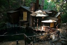 Frank Zappa's old place in Laurel Canyon