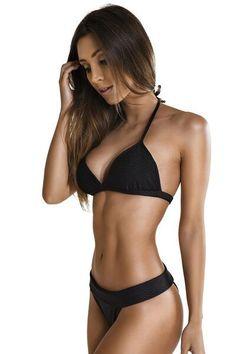 Back Frill Bikini