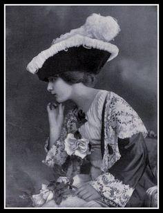 1912 Edwardian Fashion