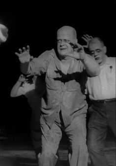 Still from George Romero's Night of the Living Dead (1968).