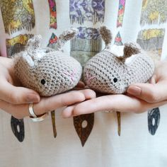 Little clouds Factory is a small brand managed by two young Belgian designers : Jeremy Moeremans and Amélie Chantrain. Each creations are unique and handmade with love in Belgium. Dinosaur Stuffed Animal, Creations, Bunny, Clouds, Toys, Crochet, Unique, Handmade, Animals