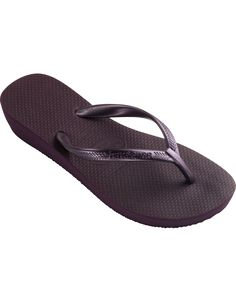 e02a63459146 Havaianas High Light Aubergine Flip Flop