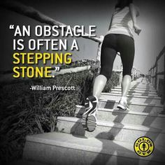 True! One step at a time!
