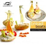 Bread-Boats