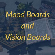 Awesome  Vision Board Examples