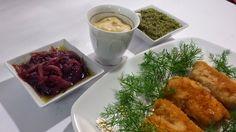 """Questa ed altre ricette su --Club Blogger Affiliati """"La Pulce e il Topo""""-- metti il tuo """"mi piace"""" e sarai sempre aggiornato.... https://www.facebook.com/club.affiliati.lapulceeiltopo Il pesce, un alimento sempre buono, oggi Enza Accardi presenta un piatto che ci consente di spaziare tra i gusti, aromi e sapori... Merluzzo Fritto... alle 3 salse! by Enza Accardi dal blog """"Come mangio io""""   http://www.lapulceeiltopo.it/forum/ricette-secondi-di-pesce/2031-merluzzo-fritto-alle-3-salse#2809"""