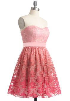 Prettiest of All Dress from ModCloth. Not normally a pink person, but this is lovely :)