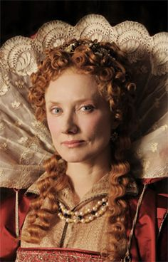 Joely Richardson as Queen Elizabeth I