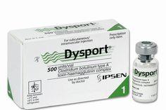 Инъекции диспорта для снижения мышечной спастики