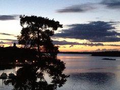 Naantali, Finland. Beautiful nightless night  Photo by IamMia