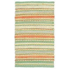 LNR Home Altair Jade Reversible Indoor Area Rug (8' x 10') | Overstock.com Shopping - The Best Deals on 7x9 - 10x14 Rugs