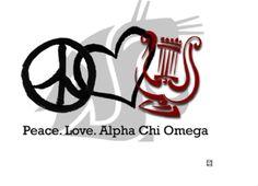 <3 Alpha Chi Omega