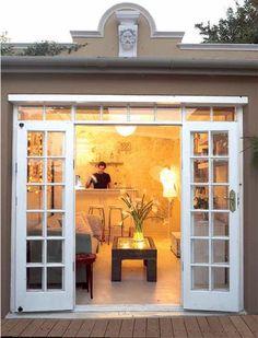 Home-Dzine - converted garage
