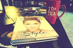 Lauren Conrad's Style book.