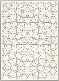 BOU 096 : Les éléments de l'art arabe, Joules Bourgoin | Pattern in Islamic Art