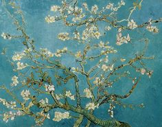 'Blossoming Almond Tree'