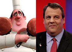 Politicians Who Look Like Cartoon Characters