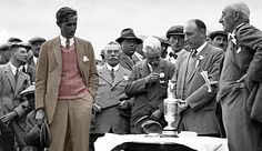 On this day, In 1916 Jim Barnes wins the 1st staging of the PGA Championship
