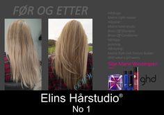Langt mellomblond hår jevnet ut hårfargen Matrix Total Results, Ghd, Shampoo, Texture, Style, Surface Finish, Swag, Stylus, Outfits