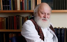 """Geoffrey Hill Bio: """"The idea that you write to express yourself seems to me revolting. The idea that you write to glorify or to make glorious the art of expressiveness seems to me spot on."""""""