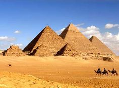 Giza Pyramids - Senior Citizens tours 2 http://www.maydoumtravel.com/Egypt-Travel-and-Tour-Packages/4/0/