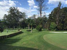 Campo de Golf, Club el Rodeo, MEDELLÍN Colombia