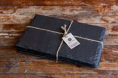 Large Welsh Slate placemats set of 4 by Valleymill on Etsy, £60.00