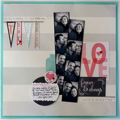 "Elle's Studio: ""You & Me"" CHA Booth Projects"