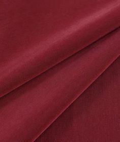 Light Burgundy Peachskin Fabric
