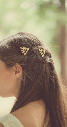Boho Hair Accessories Bohemian Hair Accessories by EchoandLaurel