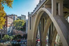 Viaducto sobre la Calle de Segovia 2016