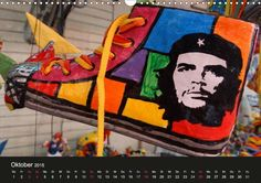 EL CHE 2015 - CALVENDO Kalender von Dr. Henning von Löwis of Menar - www.calvendo.de/galerie/el-che-2015/ - #cheguevara #kalender #havanna