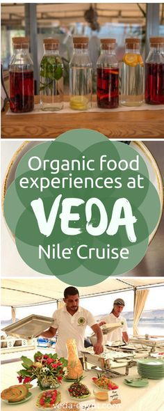 Our Chef Dave de Belder is always up to date with all the news and innovations of this healthy cuisine. More inspirations about our Veda Nile Cruise unique food service here: Unique Recipes, Organic Recipes, Green Organics, Visit Egypt, Green Nature, Luxor Egypt, Food Service, Africa Travel, Traveling By Yourself