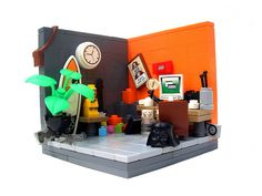 """The Builder's """"Lounge"""" 